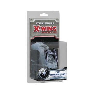 Star Wars X-wing: TIE Interceptor kiegészítő