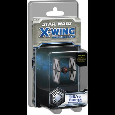 Star Wars X-wing: TIE/fo kiegészítő játék