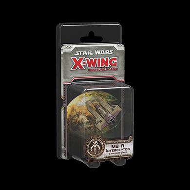 Star Wars X-wing: M3-A INterceptor kiegészítő