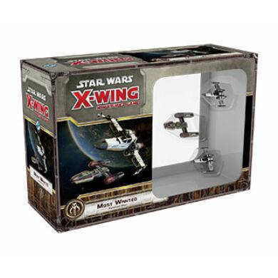 Star Wars X-wing: Most Wanted  kiegészítő