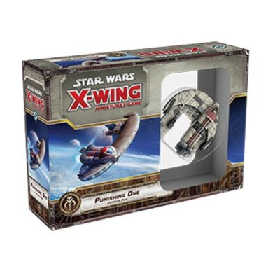 Star Wars X-wing: Punishing One kiegészítő