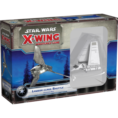 Star Wars X-wing: Lambda-class Shuttle kiegészítő