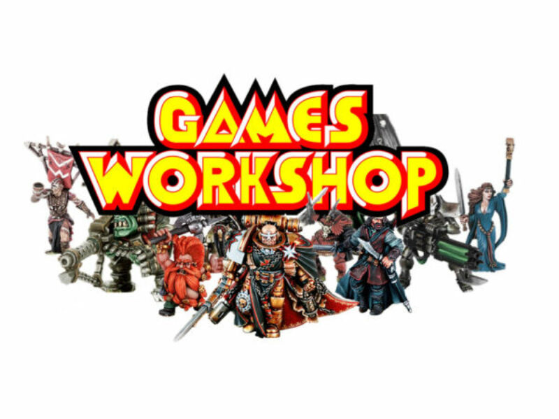 Games Workshop warhammer warhammer 40000